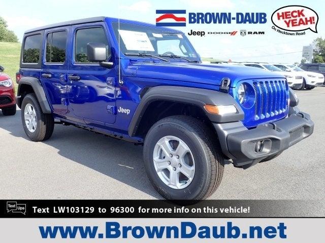 Brown Daub Jeep >> Chrysler Dodge Jeep Ram Vehicle Inventory Easton