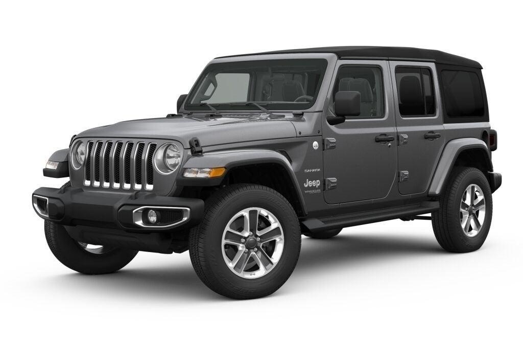 2018 Jeep Wrangler WRANGLER UNLIMITED SAHARA 4X4 In Easton, PA   Brown Daub  Chrysler