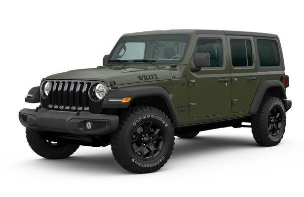 2020 Jeep Wrangler Unlimited Willys 4x4 Easton Pa Bangor Bath
